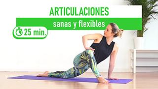 Articulaciones sanas y flexibles