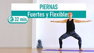 Piernas fuertes y flexibles