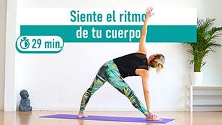 Siente el ritmo de tu cuerpo