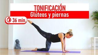 Tonificación glúteos y piernas