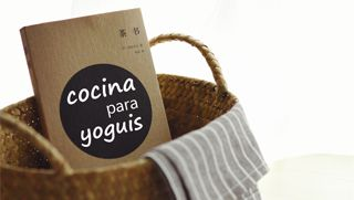 Libros de cocina para yoguis